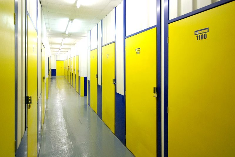 The demand for self storage in the UK is growing