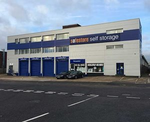 Safestore Self Storage in Romford