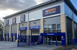 Safestore Self Storage in Clapham