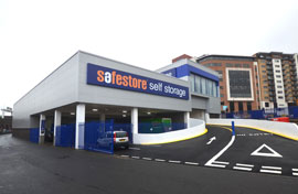 Safestore Self Storage in Newcastle Central