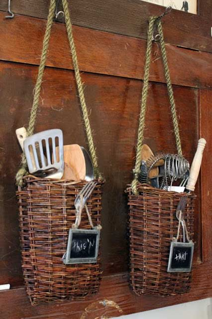 Garden Utensil Holders