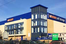 Safestore Self Storage in Chiswick