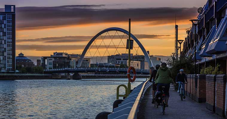Five reasons to move to Glasgow