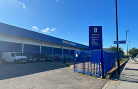 Safestore Self Storage in Croydon