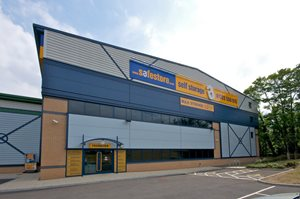 Safestore Self Storage in Crayford