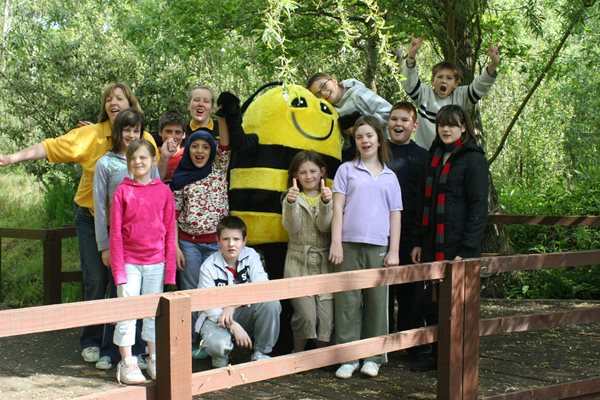 HONEYPOT CHILDREN and BUMBLE