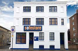 Safestore Self Storage in Fulham