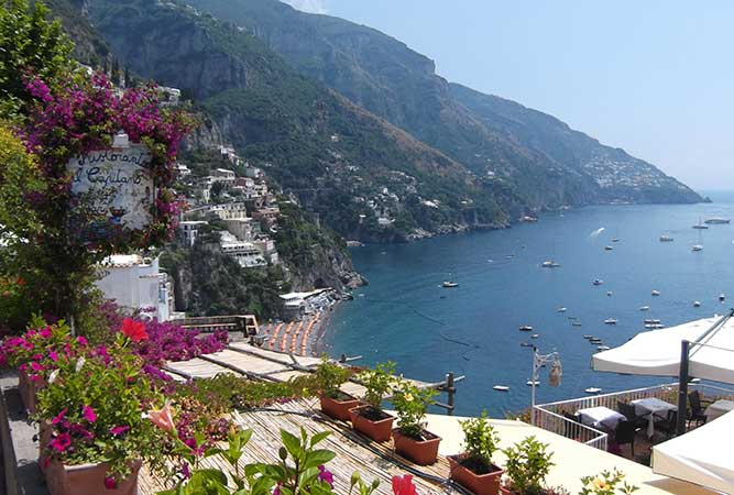 House swap in the Amalfi Coast