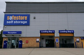 Safestore Self Storage in Slough