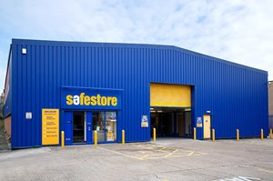 Safestore Self Storage in Deptford