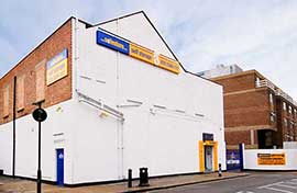 Safestore Self Storage in Earls Court