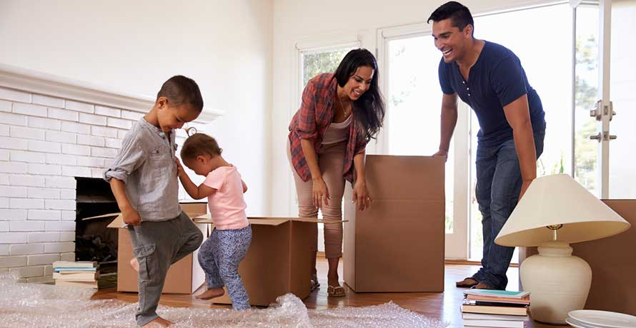 How to keep your children safe on moving day