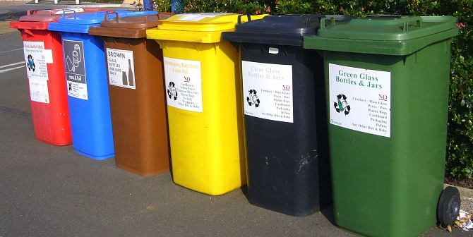 Recycle Week 2015