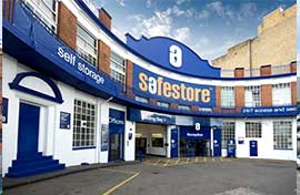 Safestore Self Storage in Kings Cross