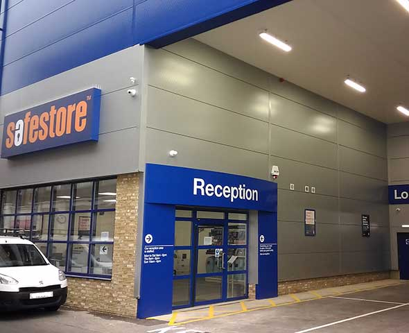 Reception Acton Safestore