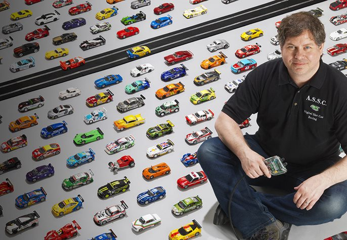 Colin and His Cars