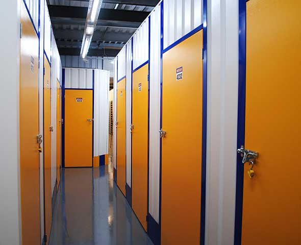 Storage Units Acton Safestore