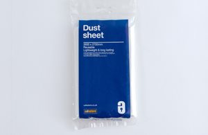 Plastic Dust Sheet
