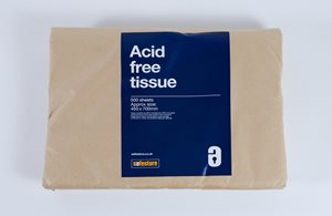 Acid Free Packing Tissue - 500 sheets