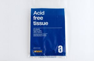 Acid Free Packing Tissue - 25 pack