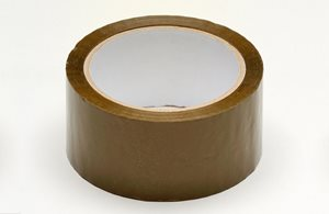 65m Brown Parcel Tape for Packaging
